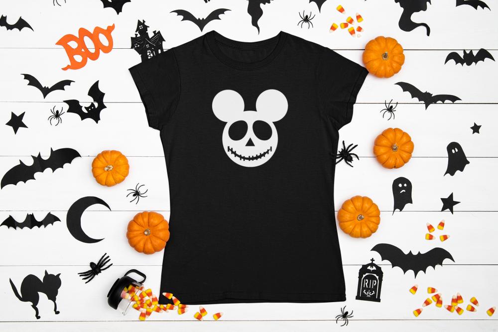 Halloween/dětské triko/Povidlo