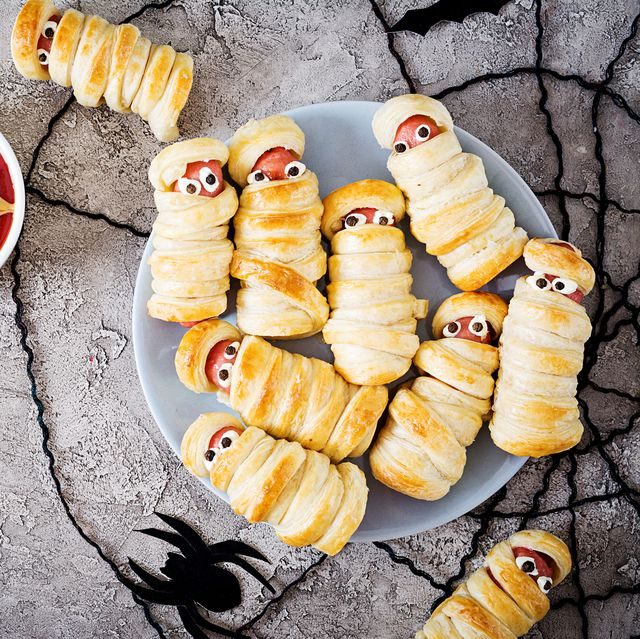Halloween párky